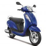 Suzuki Access 125_Disk Blue