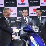 Suzuki Motorcycles, Auto Expo
