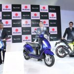 Suzuki Motorcycles Auto Expo 2