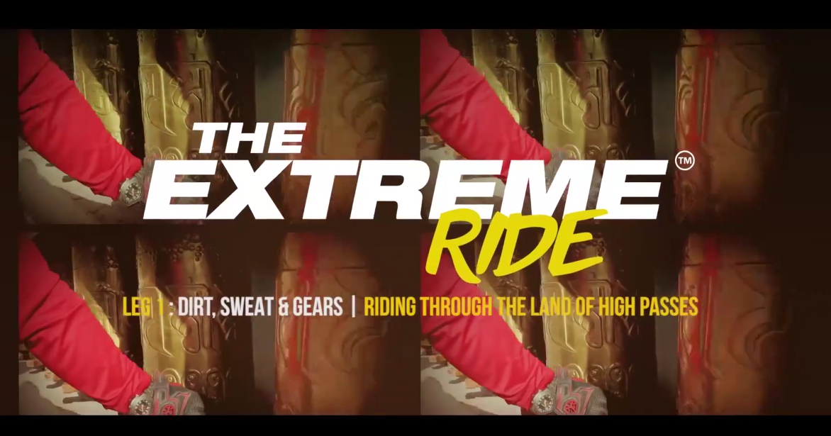 Extreme Rides, Garage Productions