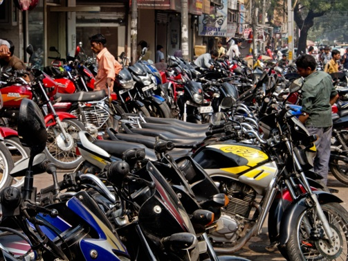 Karol Bagh A One Stop Destination For Motorcyclists