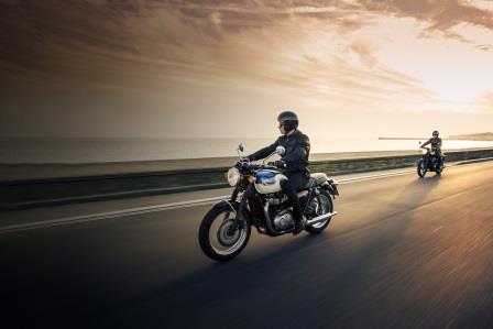 Bonneville T100 Motorcyclediaries