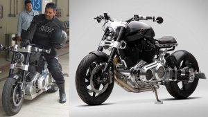 dhoni-and-hd-bike
