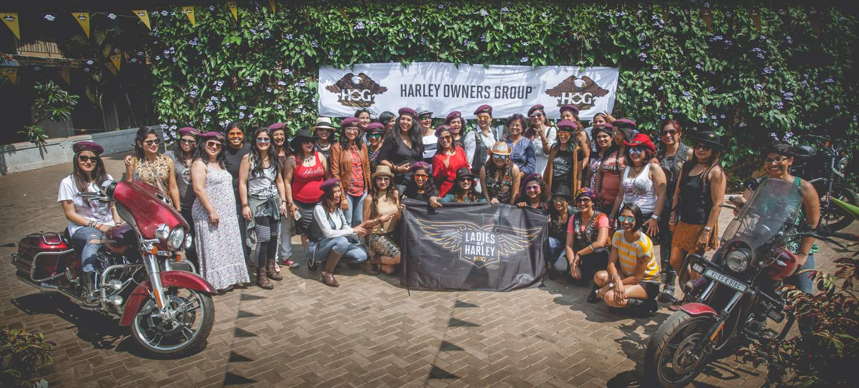 Ladies Of Harley_HOG