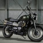 Triumph Street Scrambler Motorcycle