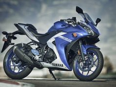 Yamaha R3 Launching date