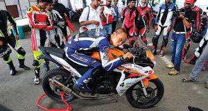 Honda Racing Training Academy