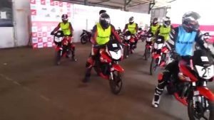 Honda Racing Training Academy