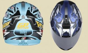 GST On Riding Helmets