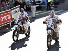 New Dakar Bike