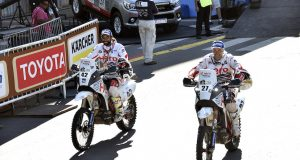 New Dakar Bike