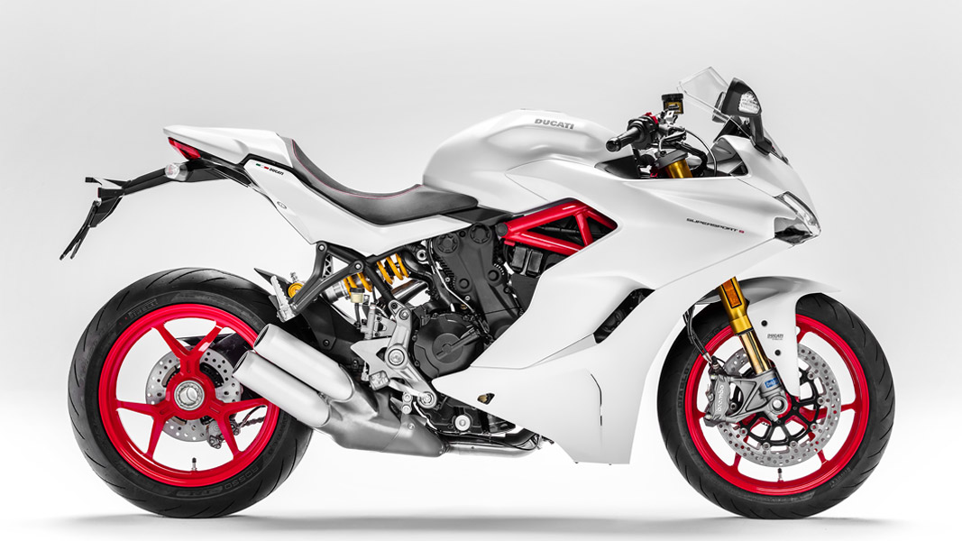 Ducati SuperSport Motorcycle