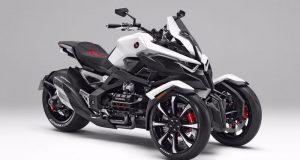 Three Wheeled Scooter