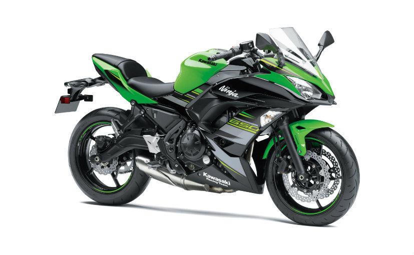 Kawasaki launching new colors variants