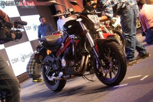 2017 Benelli TNT 300 ABS
