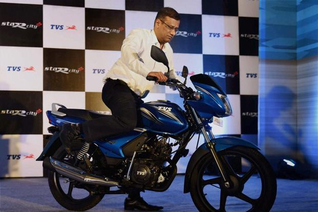 TVS Star City Plus Launched