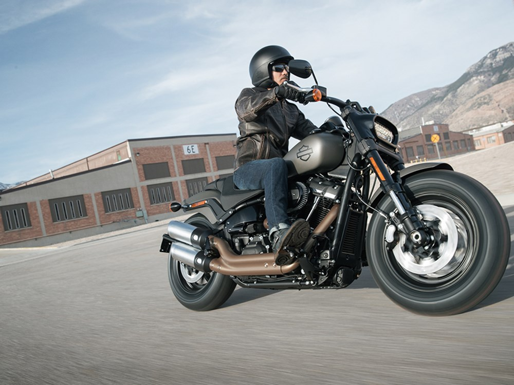 2018 Harley-Davidson Softail