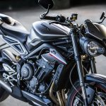2018 Triumph Street Triple 765 RS