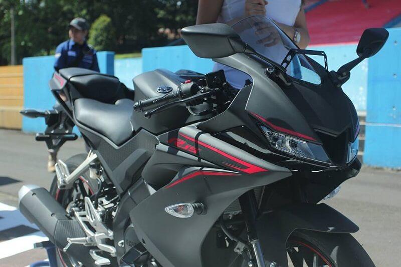 2017 Yamaha YZF-R15