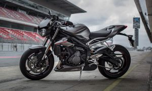 2018 Triumph Street Triple 765 RS