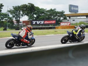 TVS Young Media Racer