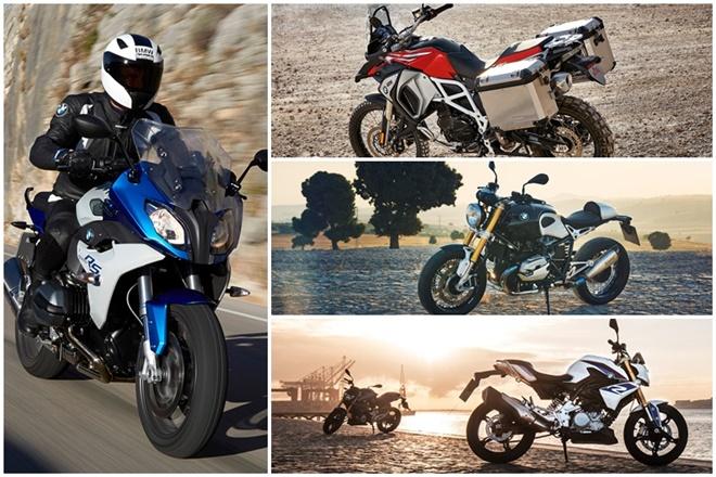 BMW Motorrad Opens Showroom In New Delhi