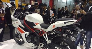 Benelli To Unveil New TNT 300