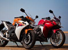 Honda CBR 150R & CBR 250R