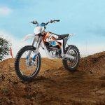 Electric Motocross Bike E-Mini 2