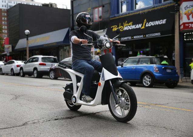 GenZe Electric Two Wheeler