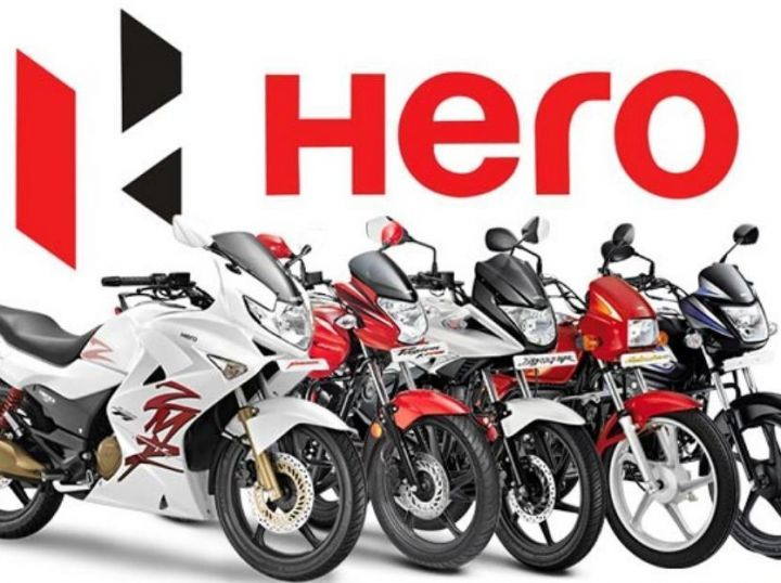 Hero MotoCorp Sells