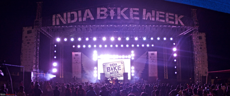India Bike Week 2017