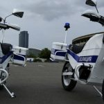 Kalashnikov Unveils Electric Motorcycle