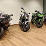 Kawasaki Showrooms In India