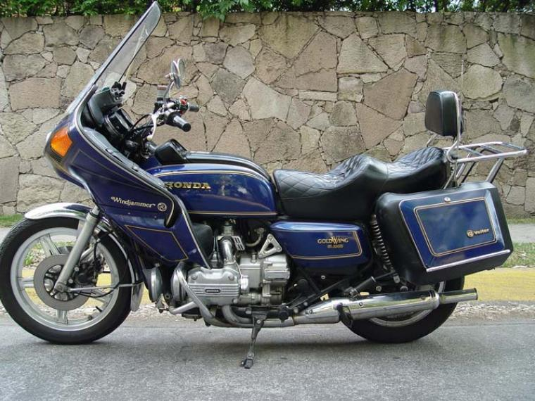 New Honda Goldwing