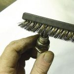 To Clean Or Replace A Spark Plug