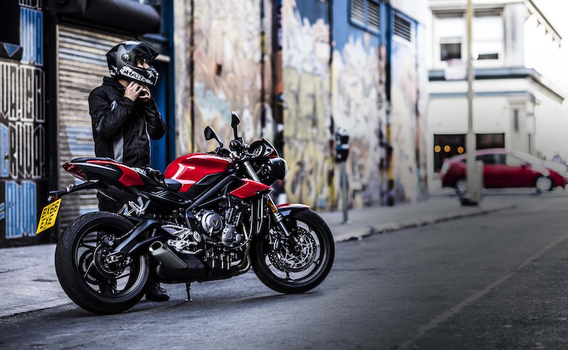 Triumph Street Triple RS Launched In India