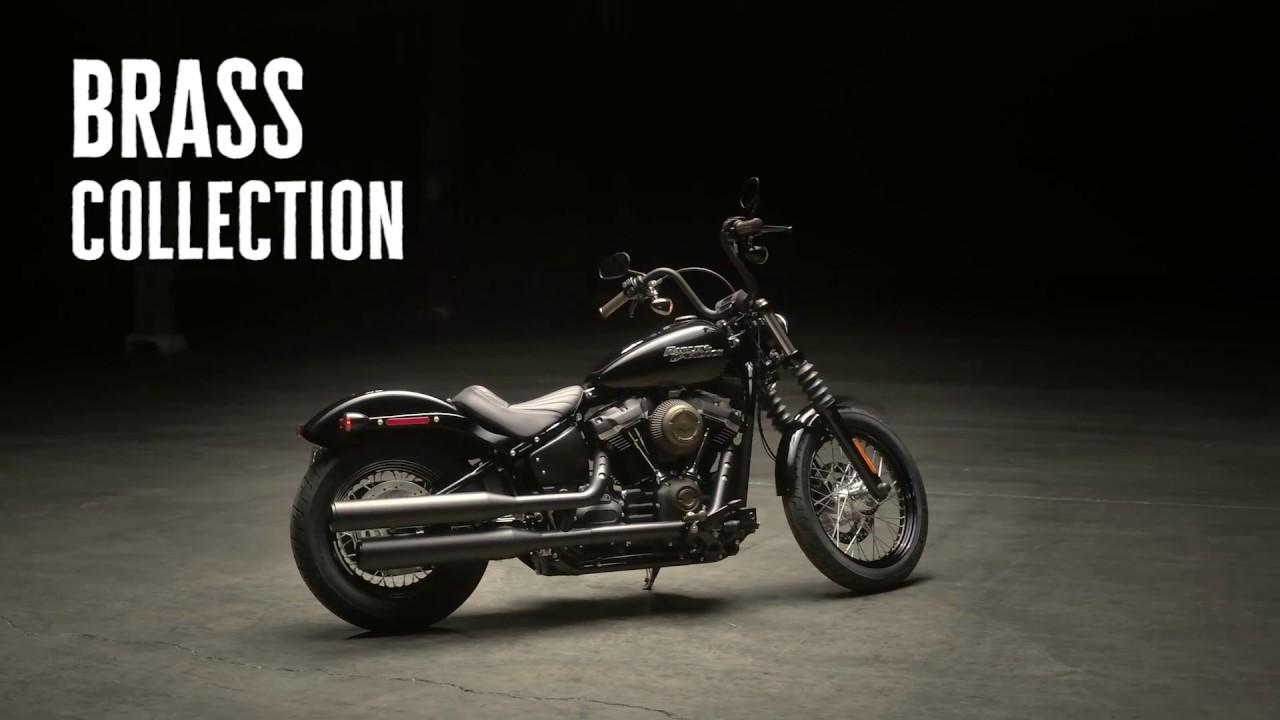 Harley-Davidson Brass Collection