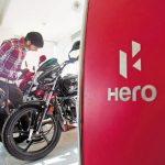 Hero MotoCorp Posts Record Sales