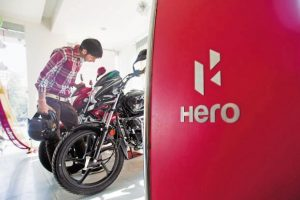 Hero MotoCorp Posts Record Sales