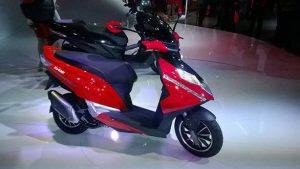 125cc Scooter Dare