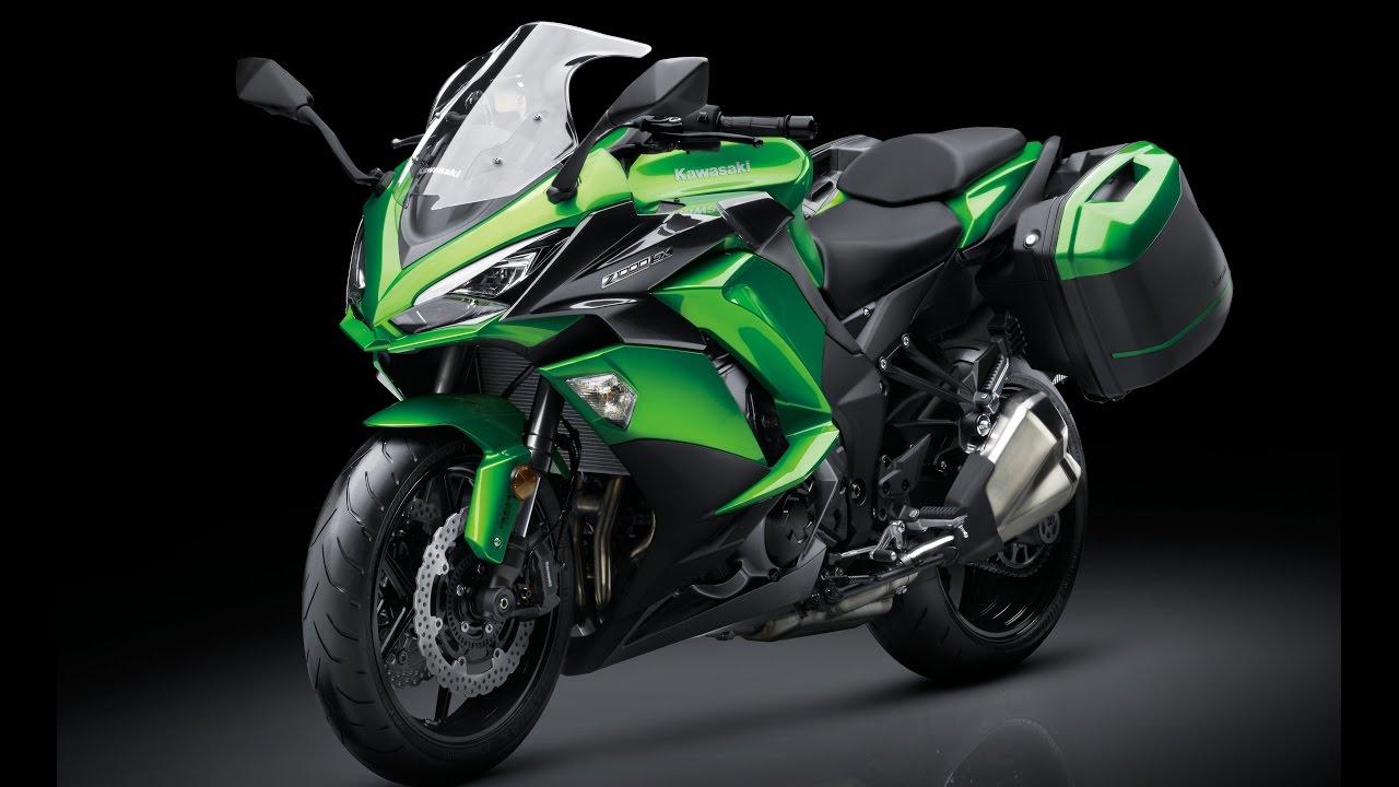 2017 Kawasaki Ninja 1000
