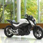 Self-Balancing Motorcycle