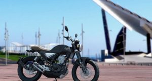 Spanish Motorcycle Firm Rieju Unveils Century 125