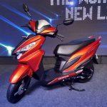 2017 Honda Grazia Launched