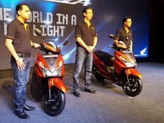 2017 Honda Grazia Launched
