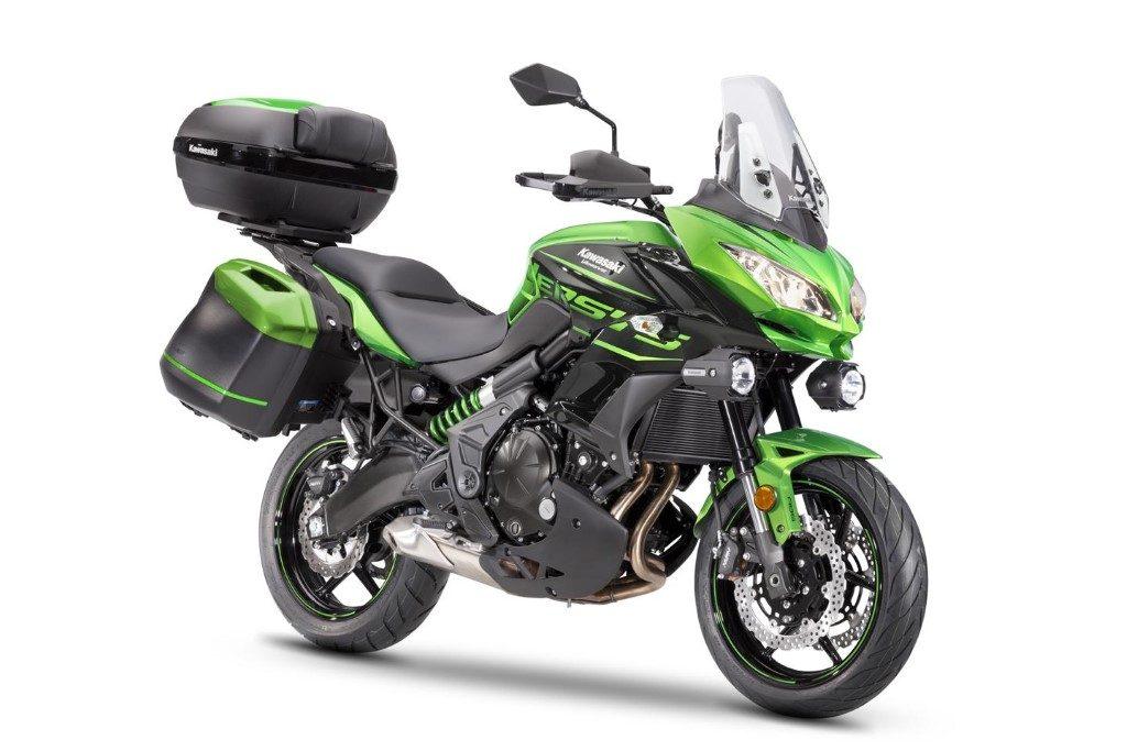 2018 Kawasaki Versys 650