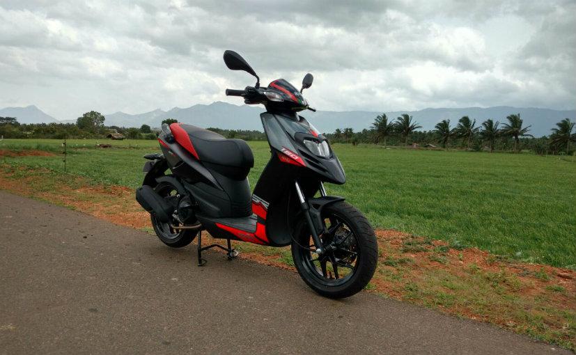 Aprilia SR150 Scooter