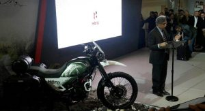 Hero MotoCorp XPulse Adventure Bike