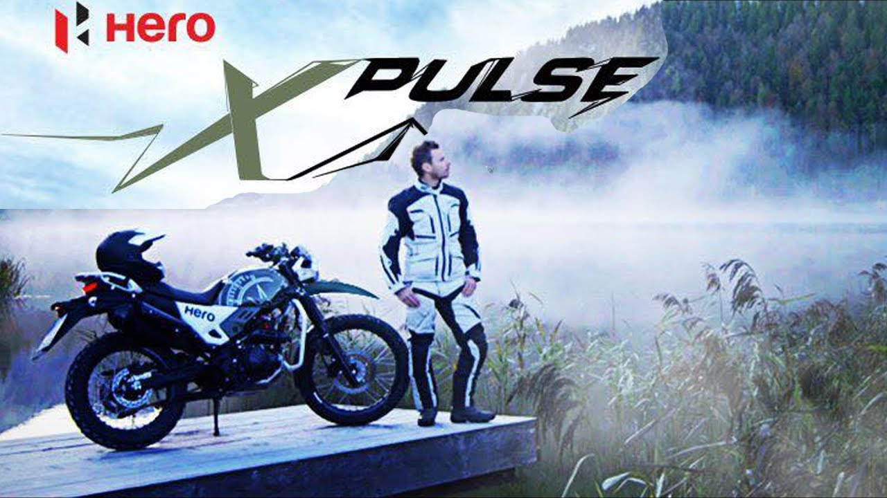 Hero XPulse Sports Bike